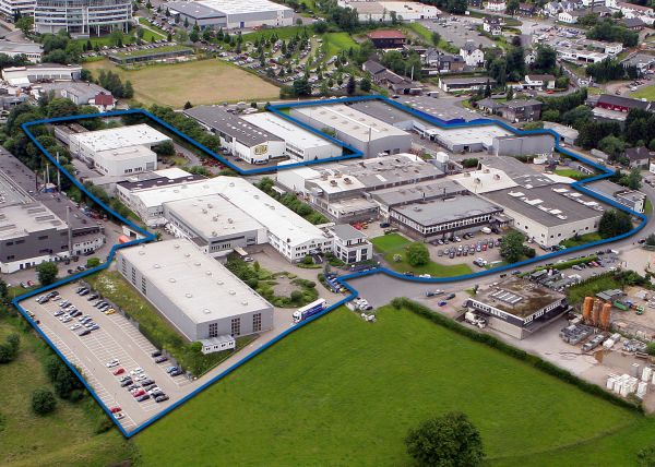 Radevormwald production facility