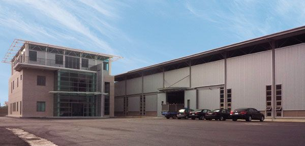 Taiwan production facility